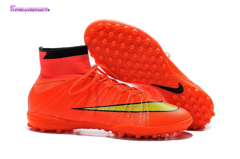 Rabais- Nike Elastico Superfly TF Rose