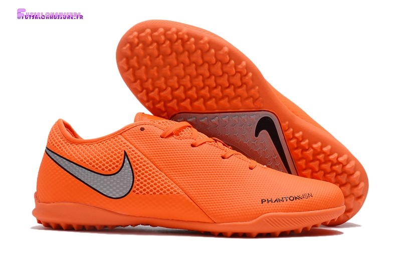 Rabais- Nike Phantom VSN Academy TF Orange