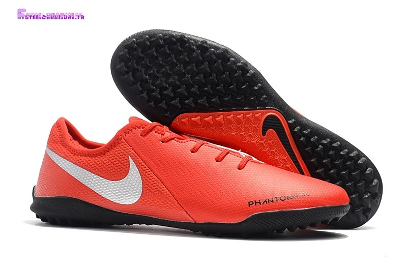 Rabais- Nike Phantom VSN TF Orange
