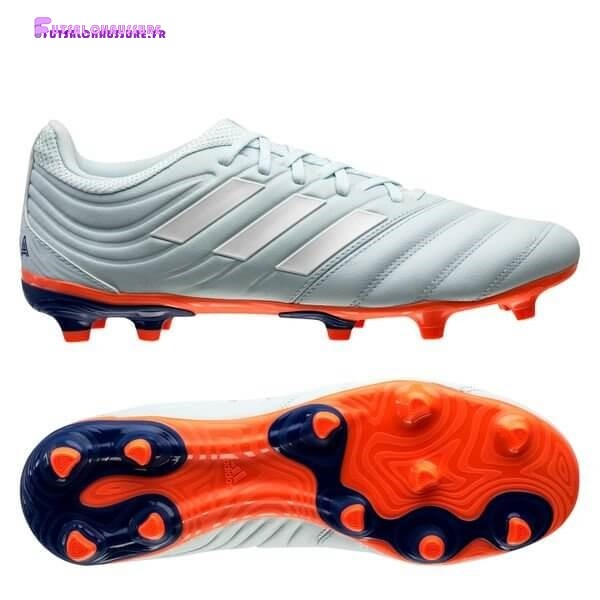 Rabais- Adidas Copa 20.3 FG/AG Glory Hunter Bleu Blanc Orange