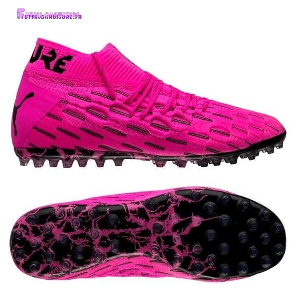 Rabais- Puma Future 6.1 Netfit MG Turbo Rose Noir