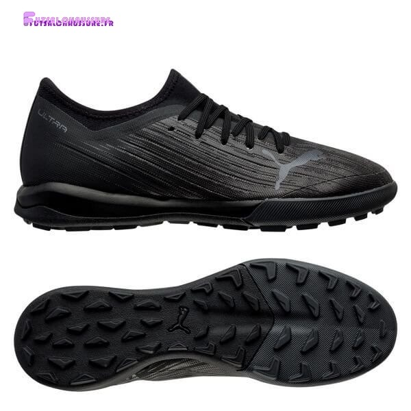 Rabais- Puma Ultra 3.1 TF Eclipse Noir