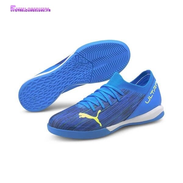 Rabais- Puma Ultra 3.2 IT Speed of Light Bleu Jaune